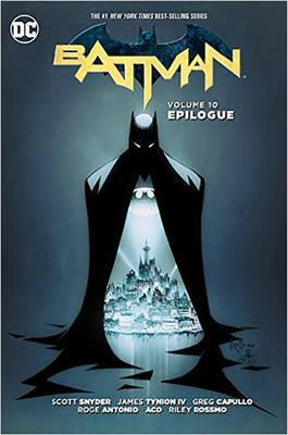 Batman Vol. 10 Epilogue (The New 52) Cover Image