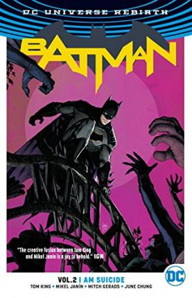 Batman TP Vol 2 I Am Suicide (Rebirth)