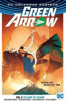 Green Arrow Vol. 2 Island of Scars (Rebirth)