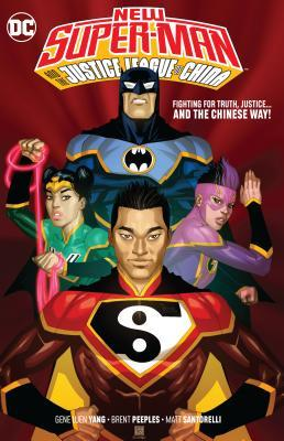 New Super-Man and the Justice League China