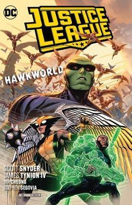 Justice League Volume 3 Cover Image