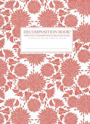 Sunflowers Decompositon Book