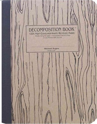 Woodgrain Decomposition Book : College-Ruled Composition Notebook With 100% Post-consumer-waste Recycled Pages