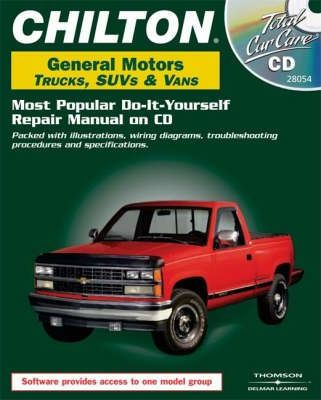 1991 gmc c k sierra pickup wiring diagram manual cd gm 80 99 trucks suvs and vans chilton 9781401880545  cd gm 80 99 trucks suvs and vans