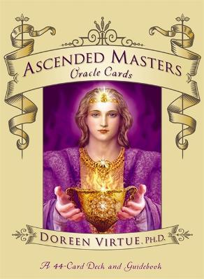 Ascended Masters Oracle Cards : Doreen Virtue : 9781401908089