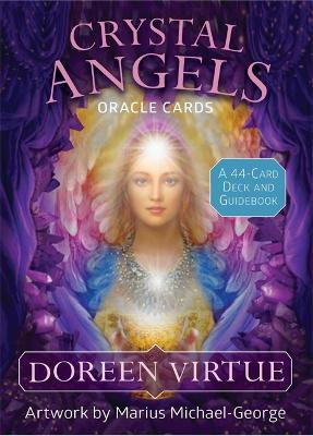 Crystal Angels Oracle Cards : Doreen Virtue : 9781401948535