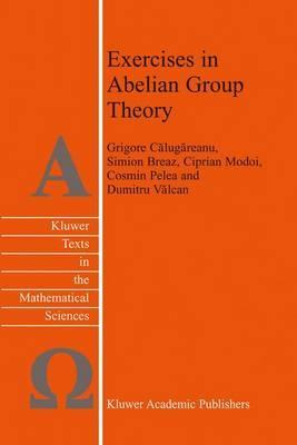 Exercises in Abelian Group Theory