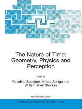 The Nature of Time: Geometry, Physics and Perception