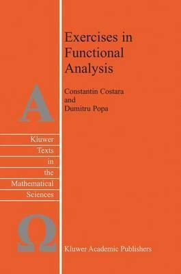 Exercises in Functional Analysis