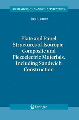 Plate and Panel Structures of Isotropic, Composite and Piezoelectric