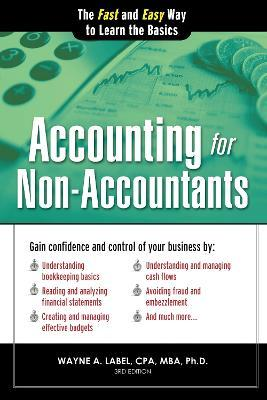 Accounting for Non-Accountants  The Fast and Easy Way to Learn the Basics