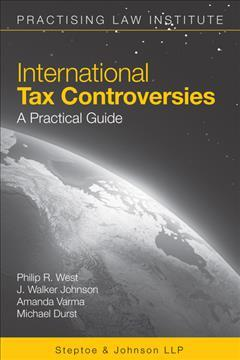 International Tax Controversies Cover Image