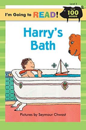 I'm Going to Read (R) (Level 2): Harry's Bath