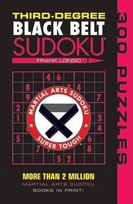 Third-Degree Black Belt Sudoku (R)