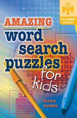Amazing Word Search Puzzles for Kids : Mark Danna