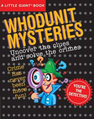 A Little Giant (R) Book: Whodunit Mysteries