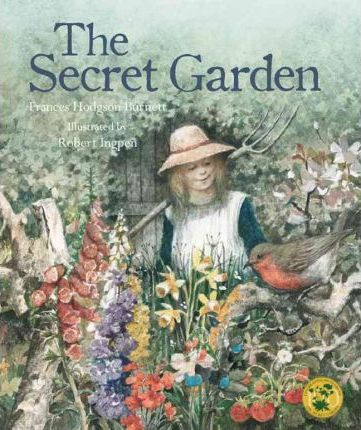Poems from a Secret Garden (illustrated)