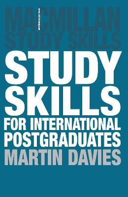 Study Skills for International Postgraduates