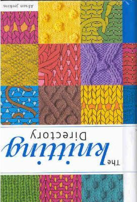 The Knitting Directory Alison Jenkins 9781405036139