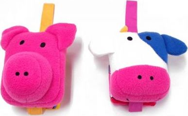 Cosy Cuddlers Farm Pack Cow