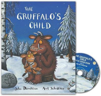 The Gruffalo's Child Book and CD Pack