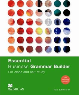 Business English: Essential Business Grammer Builder Pack