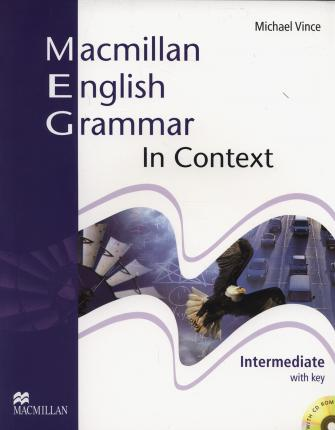 Macmillan English Grammar In Context Intermediate Pack with Key