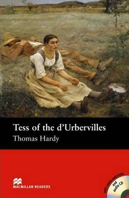 Tess of the D'Urbervilles - Book and Audio CD Pack - Intermediate