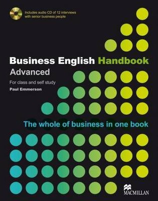 Business English Handbook Pack Advanced