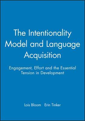 The Intentionality Model and Language Acquisition