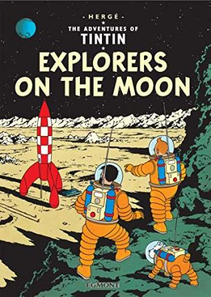 Explorers on the Moon Cover Image