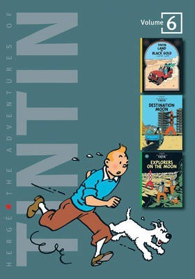 The Adventures of Tintin: Volume 6 (Compact Editions)