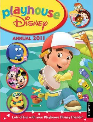 Disney Playhouse Annual 2011 : 9781405254717