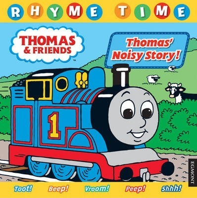 thomas friends rhyme time 9781405262590