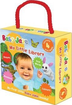 Baby Jake My Little Library