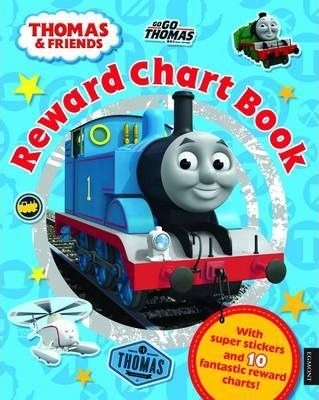 Thomas & Friends Reward Chart Book
