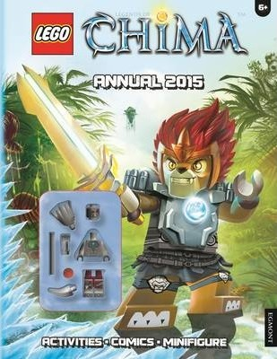 Lego Legends of Chima Annual 2015