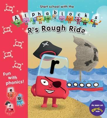 Alphablocks: R's Rough Ride