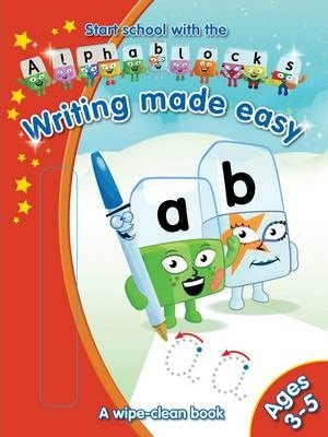 Alphablocks: Writing Made Easy