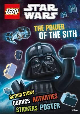Lego (R) Star Wars The Power of the Sith (Activity Book with Stickers)