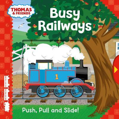 Thomas & Friends: Busy Railways (Push Pull and Slide!)