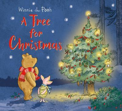 winnie the pooh a tree for christmas