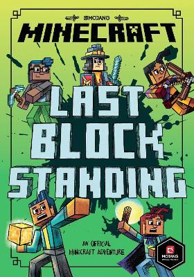 Minecraft: Last Block Standing (Woodsword Chronicles #6)