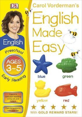 English Made Easy Preschool Early Reading Ages 3-5