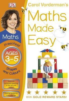 Maths Made Easy Shapes and Patterns Preschool Ages 3-5