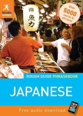 Rough Guide Phrasebook: Japanese
