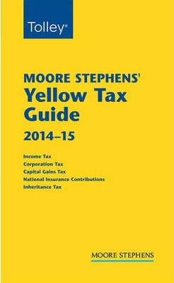 Moore Stephens Yellow Tax Guide 2014-15
