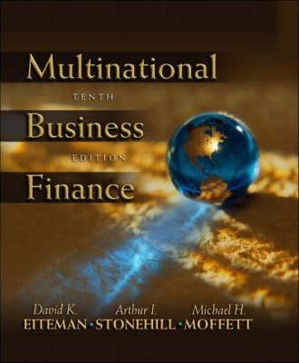 Online Course Pack Multinational Business Finance(International Edition) and Course Compass Access Card