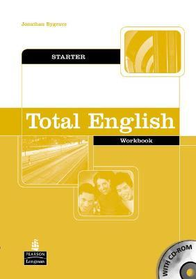 Total English Starter Workbook without Key and CD-Rom Pack