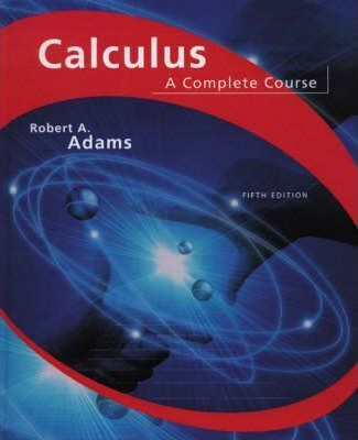 Valuepack CalculusA Complete Course with Maple Student Edition CD